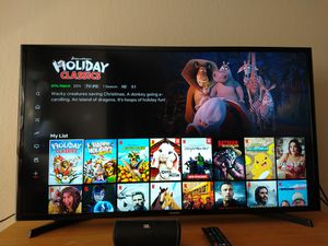 Samsung 40 inch FHD smart LED TV - 5 series for Sale in Walnut Creek, CA