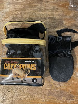 Dog Boots size M for Sale in Parkville, MD