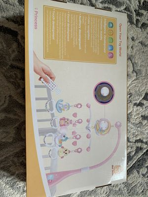 New Pink Baby Crib Musical Mobile for Sale in Fairfax, VA