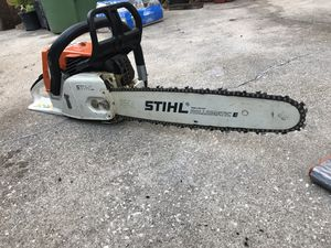 STHIL CHAINSAW for Sale in Lake Worth, FL