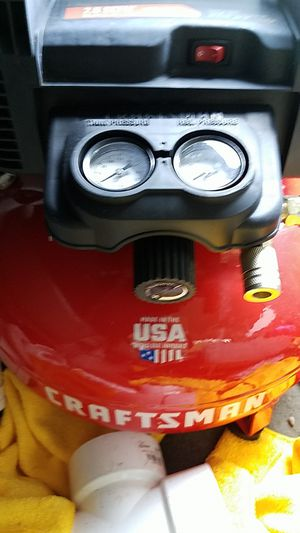 Craftsman 6 gal air compressor for Sale in Murfreesboro, TN