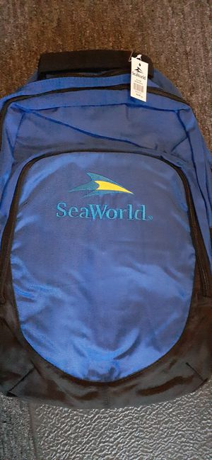 Sea World Backpack for Sale in Vista, CA