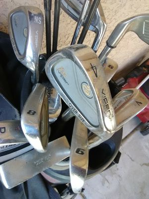 Golf Clubs With Bag for Sale in Las Vegas, NV