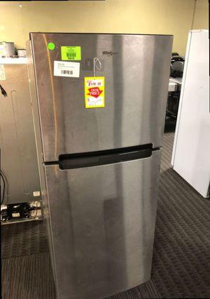 Brand New Whirlpool Top Freezer Refrigerators (Model:WRT111SFDM03) KW for Sale in Webster, TX