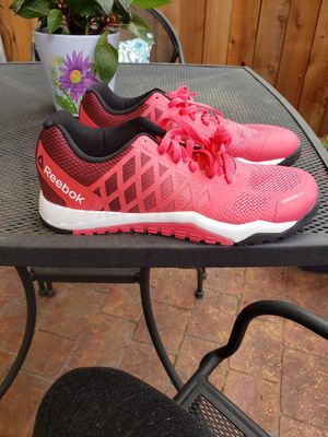 Shoes reebok nanos 6 1/2 for Sale in Houston, TX