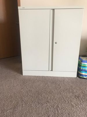 Storage cabinet with shelves for Sale in Bloomington, IL