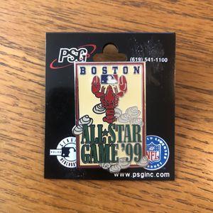 Genuine MLB 1999 Boston All Star Game 1999 Pin Brand New for Sale in Cerritos, CA