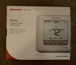 Honeywell T6 Pro Thermostat for Sale in Sun City, AZ