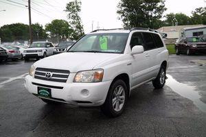 2006 Toyota Highlander Hybrid for Sale in Chesapeake, VA