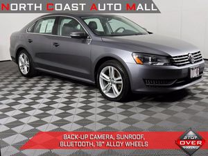 2015 Volkswagen Passat for Sale in Cleveland, OH