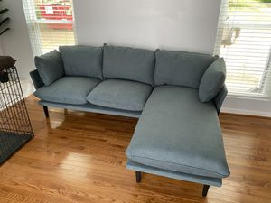 Floyd Sectional Sofa - Blue for Sale in Nashville, TN