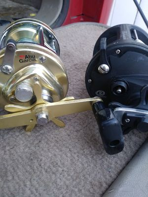 Fishing Reels For Parts for Sale in Paramount, CA
