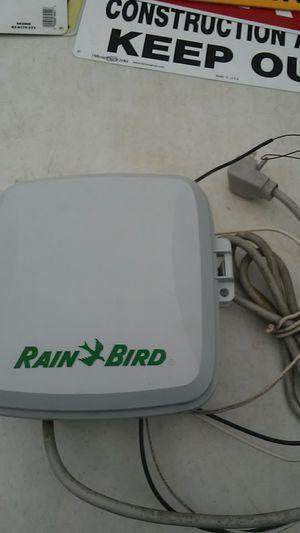 Rain bird sprinkler control for Sale in San Antonio, TX