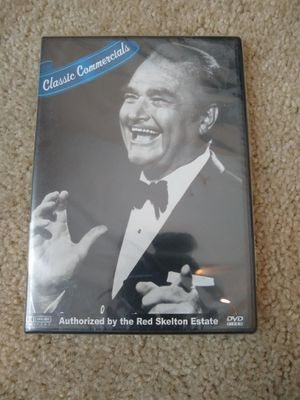 Red Skeleton: Classic Commercials (DVD, 2010). Condition is Brand New. for Sale in Garner, NC