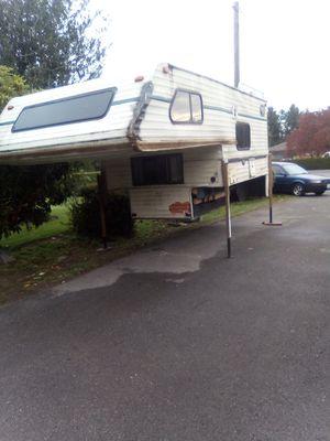 , camper vacationer sleeps , 6. for Sale in Kent, WA