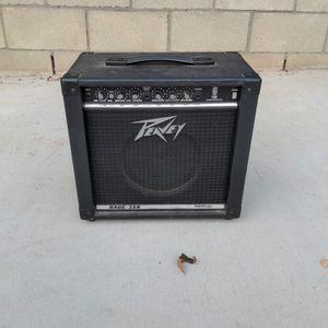 Peavey Rage 158 Silverline w/Blue Marvel Speaker for Sale in Fullerton, CA