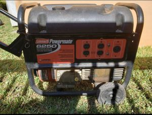 [GENERATOR] 6250 Watts (Brand: Coleman Powermate) MUST SEE!!! for Sale in Miami, FL