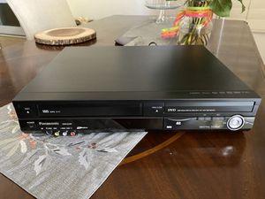 Panasonic DMR-EZ48V DVD Recorder | HDMI VHS DVD-RAM/R DIVX USB SD HC (No Remote) for Sale in Chula Vista, CA