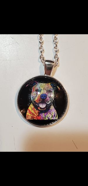 Pitbull necklace for Sale in Keizer, OR
