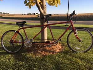 Burley Samba Tandem Bicycle for Sale in Lakeville, MN