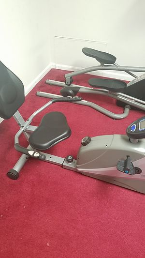Exercise bike good condition does work for Sale in Manassas, VA