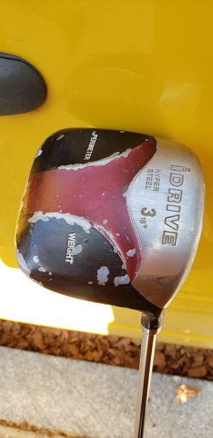iDrive 3 Wood Golf Club for Sale in Washington, DC