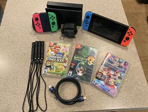 Nintendo switch for Sale in Fairview, OK