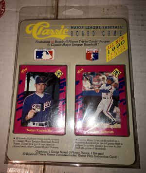 1990 Classic baseball card set for Sale in Zanesfield, OH