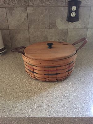 Longaberger woven traditions for Sale in Millsboro, DE