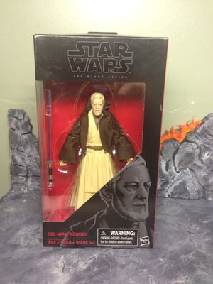 Oni-Wan Kenobi Star Wars Black Series for Sale in Stockton, CA