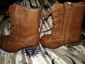 Girl boots size 6 for Sale in Myrtle Beach, SC