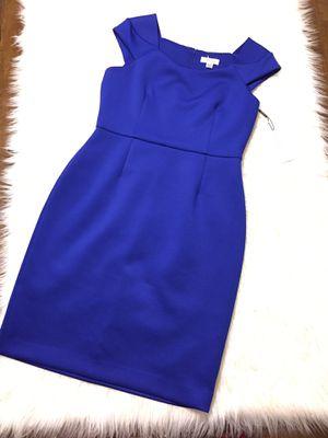 CALVIN KEIN ♥️Cobalt blue dress size 10 for Sale in Maricopa, AZ