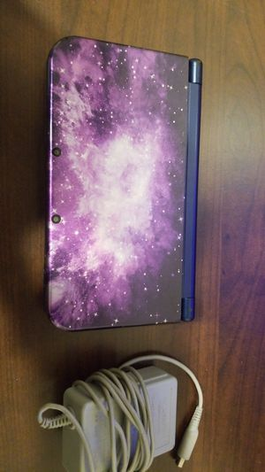 New Nintendo 3DS XL Galaxy New Nintendo 3DS XL Galaxy, Used but very good condition, 32 gb sd card for Sale in Salt Lake City, UT