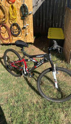 Ultrashock mountain bike for Sale in San Angelo,  TX