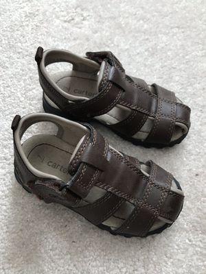 Boys sandals size 7 for Sale in Alexandria, VA