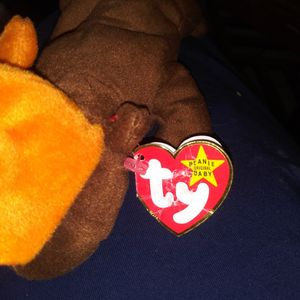 Chocolate The Moose Beanie Babie for Sale in Tarpon Springs, FL