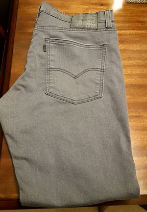$1-Men's Levi's 511Jean 36x29-Grey for Sale in Arlington, VA