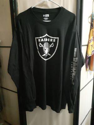 Raiders Long Sleeve for Sale in Pomona, CA