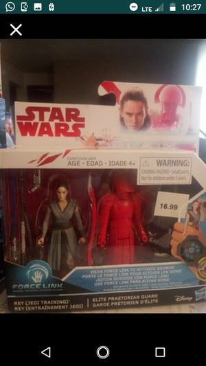 Star wars set 2 pieces for Sale in Sioux Falls, SD