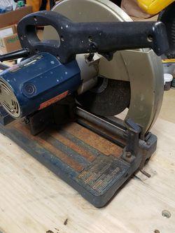 """Ryobi C357 14"""" Cut Off Chop Saw for Sale in Port Washington,  NY"""
