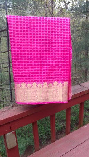 Beautiful silk kota saree for Sale in Potomac Falls, VA