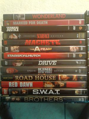 DVD Movies for Sale in Bloomington, CA
