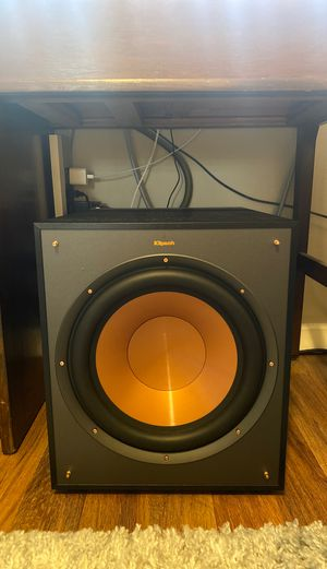 "Klipsch r-120sw 12"" subwoofer for Sale in San Diego, CA"
