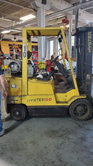 Hyster forklift for Sale in Chicago Heights, IL