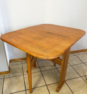 Kitchen Table with Wings for Sale in New York, NY