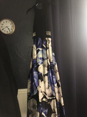 Black/Floral Formal/Prom Dress for Sale in Sandy, UT