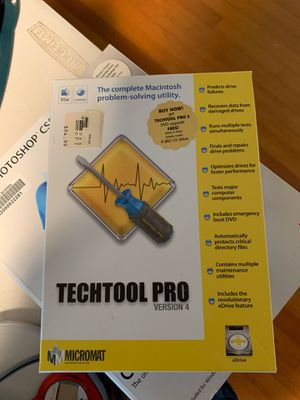 Techtool pro version 4 for Sale in Orlando, FL