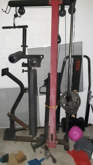 Weight set for sale for Sale in Orlando, FL