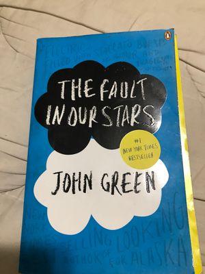 John Green Novel for Sale in Los Angeles, CA
