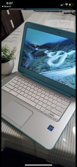 HP chromebook 14 laptop for Sale in Los Angeles, CA